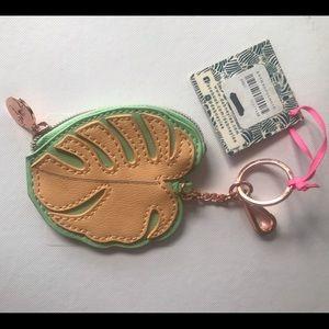 Anthropologie coin purse